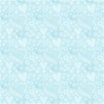 Love hearts Backgrounds and Embelishments