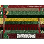 Deluxe Christmas Paper Pack #1