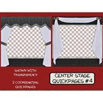 Center Stage Quickpages #4