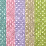 Color Dot Background