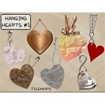 Hanging Hearts #1