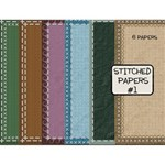 Stitched Papers #1