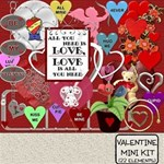 Valentine Mini Kit