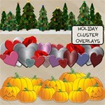 Holiday Cluster Overlays.