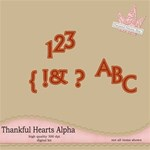 thankful hearts alpha