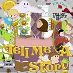 Tell Me A Story- FairyTale Kit
