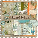 Simplicity ScrapKit: +10 layered quick pages!