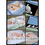Newborn Boy Photo Book