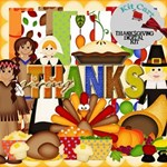 Giving Thanks Thanksgiving Kit
