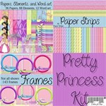 Pretty Princess Mega Kit Plus 16 QP s