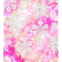 snowflakes-pink-background