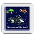 snowmobile button