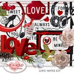 Love Notes Kit
