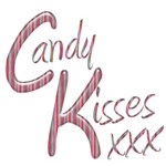 Candy Kisses Wordart & Frames