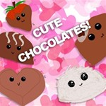 Cute Chocolates - A Valentines/Love Pack