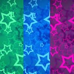 Star Cloth Background