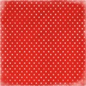 Paper Polkadot red