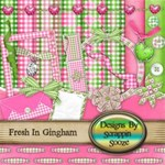 Fresh In Gingham Kit