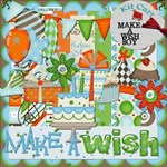 Make A Wish Birthday Boy Kit