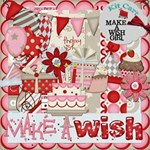 Make A Wish Birthday Girl Kit