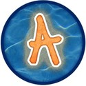 SAND LETTER A