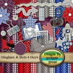 Gingham & Dots 4 Guys