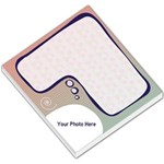 Swirls and Dots Memo Pad