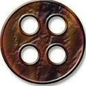 button brown
