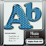 NEW Hugo Alpha Pack # 07