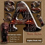 NEW Hugo Alpha Pack # 15