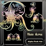 NEW Hugo Alpha Pack # 22