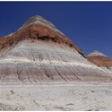 painted desert background