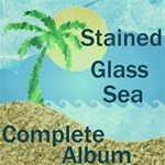 Stained Glass Sea Complete Scrapbook