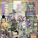 Vintage Cottage Mega Bundle