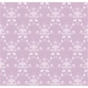 a purple bird flower heart background paperpaper