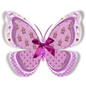 lilac butterfly
