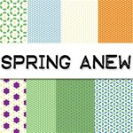 Spring Anew -- Free Paper Pack!