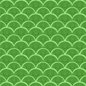 lime jewel layering  paper