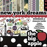 New York Dreams MEGA Kit --  300+ item kit.