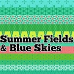 Summer Fields & Blue Skies -- FREE Paper Pack!