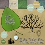 Miss Family -- Family Reunion & Family Tree Kit