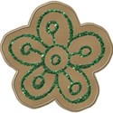 DDD-OFH-Chipboard flower