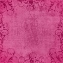 pink flower paper layering paper