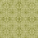 green flower layering paper