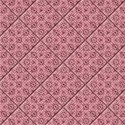 pink tiling layering paper