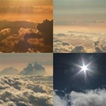 Up in the clouds- Backgrounds