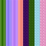 Polka Dot & Stripe Backgrounds