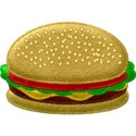 lisaminor_ourbackyardparty_burger