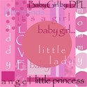 Baby girl kit cover