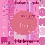 Little Baby Girl Kit by DPL